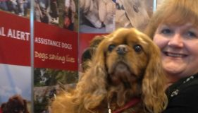 Bark all about it – my day at Crufts!