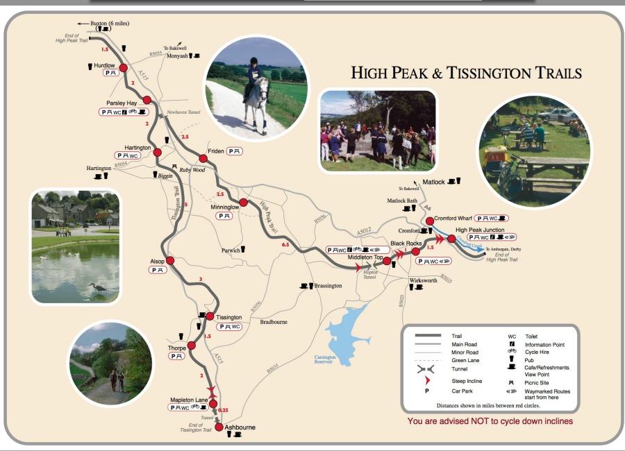 Tissington & High Peak Trails1