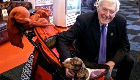 Crufts latest: Josef to meet VIP Instagram Dogs