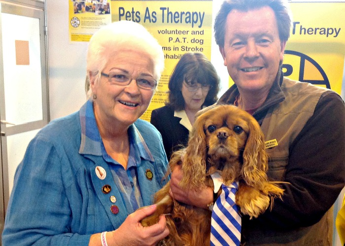BB Editor, Frodo, With Pam St Clement