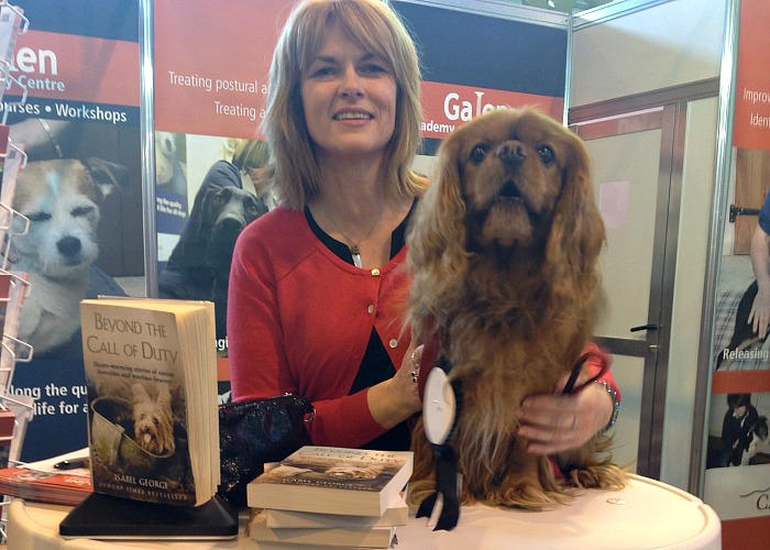 BB Editor, Frodo, with Isabel George