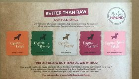 Huxley Hound – Better than Raw Dog Treats!