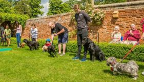 Bilney Hall hosts inaugural Dog Show