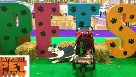 THE NATIONAL PET SHOW AT THE NEC, BIRMINGHAM