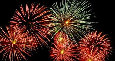 Fireworks by Lily